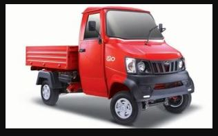 Mahindra Gio Compact Truck Price in india