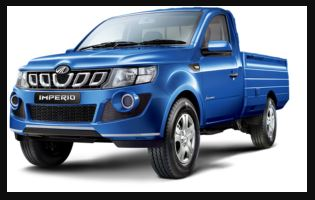Mahindra Imperio  Pickup price in India