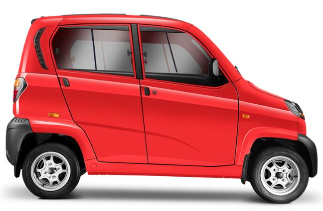 Bajaj Qute Price in India