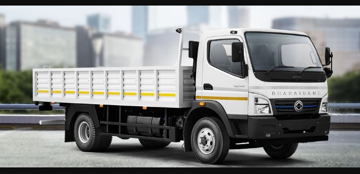 Bharat Benz 1014R Medium Duty Truck Price in India Specs Images