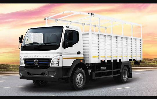 Bharat Benz 914R Medium Duty Truck Price Specs Features & Images