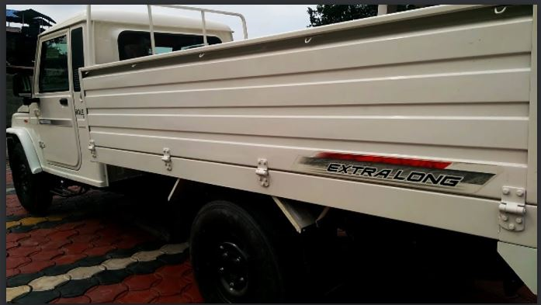 Mahindra Big Bolero Pikup Extra Long features