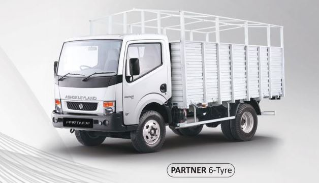 Ashok Leyland Partner 6 tyre Price in India