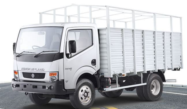Ashok Leyland Partner Price Specifications Mileage Features & Images