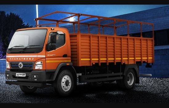 Bharat Benz 1214RE Medium Duty Truck Price Specs Mileage Images