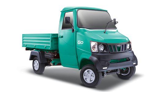Mahindra Gio Compact Truck Price in India 2019