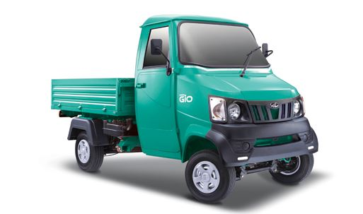 Mahindra Gio Compact Truck Price in India 2019
