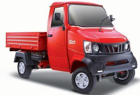 Mahindra Gio Mini Truck Mileage