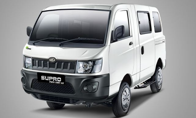 Mahindra Supro Cargo Van Price in India Specifications Features Images