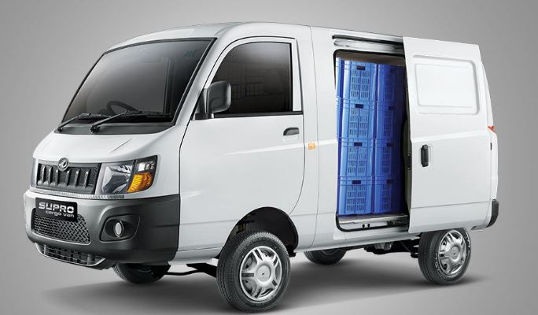 Mahindra Supro Cargo Van Price in India
