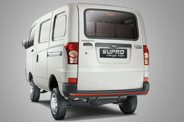 Mahindra Supro Cargo Van images