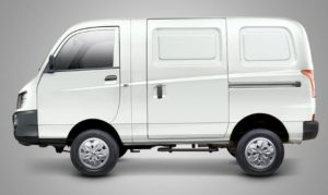 Mahindra Supro Cargo Van specifications