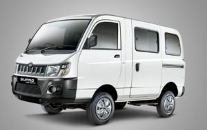 Mahindra Supro Mini Van VX CNG Key Features