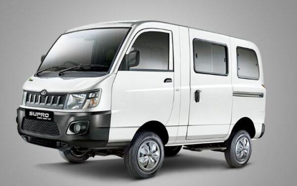 Mahindra Supro Mini Van VX CNG Key Features