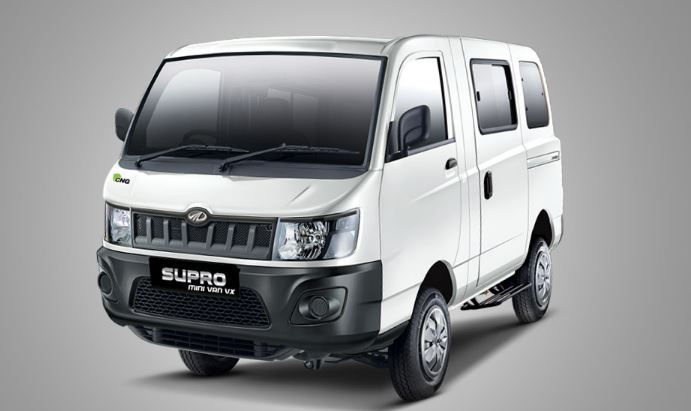 Mahindra Supro Mini Van VX CNG Price List in India 2019