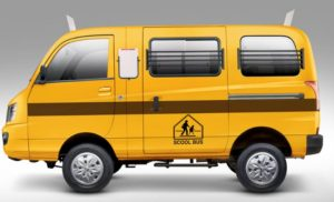 Mahindra Supro School Van Key Features