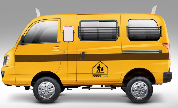 Mahindra Supro School Van Key Features