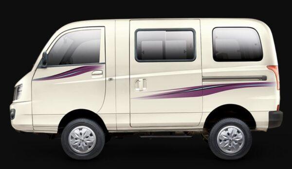 Mahindra SuproVan Key Features