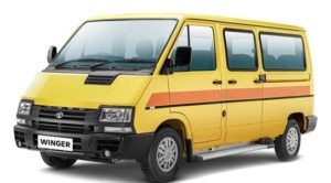 TATA WINGER SCHOOL 13 + D Price in India