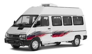 TATA WINGER TOURIST-STAFF 15+D Price in India