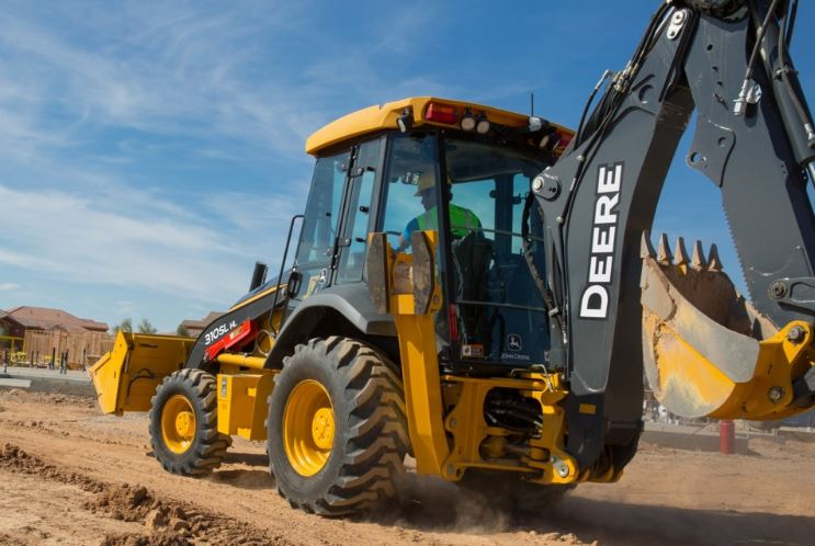 John Deere 310SL HL Backhoe Specifications
