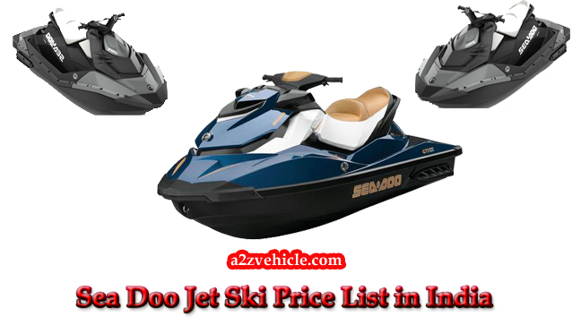 Sea Doo Jet Ski Prices