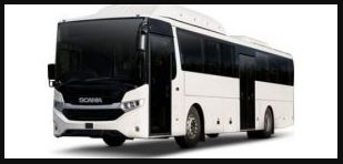 Scania Interlink Bus Price in India