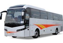 Volvo B7R Bus price in India
