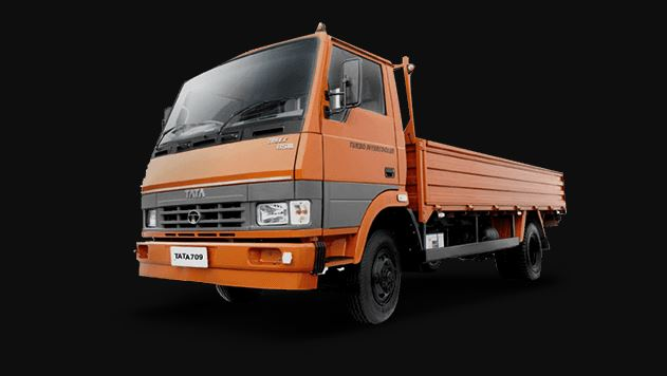 TATA LPT 709 EX2 CNG Truck Price Specs Features & Images