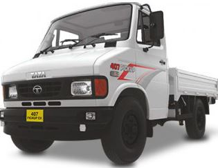 TATA RJ SFC 407 PICK UP EX Price Specs Key Features & Images