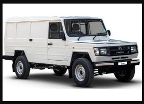 FORCE TRAX DELIVERY VAN price in India