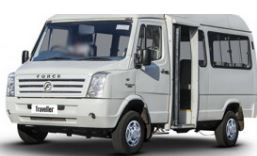 FORCE Traveller 3350 Wider Body Price