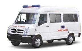 FORCE Traveller ALS Ambulance Price
