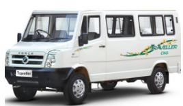 FORCE Traveller CNG Price