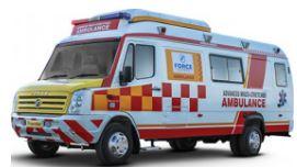FORCE Traveller Multi Stretcher Ambulance Price