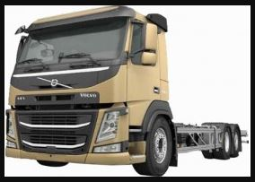 VOLVO FM 420 EURO-4 6X4 Price in India