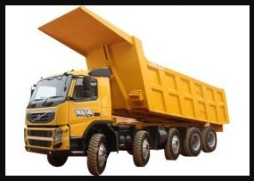 VOLVO FM 480 Price in India