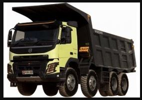 VOLVO FMX 440 Price in India