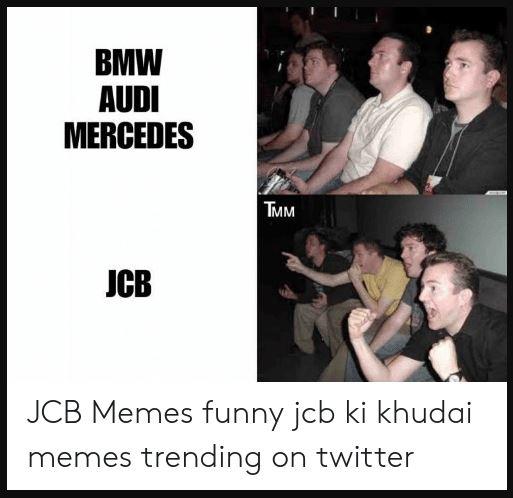 Why Jcb Ki Khudai Trending Twitter India Viral Video