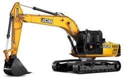 JCB JS 220LC Tracked Excavator price in India