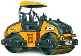 JCB Road Roller VMT 860 price in India