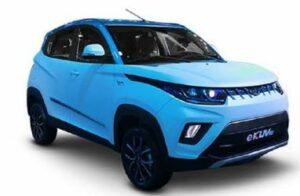 Mahindra eKUV100 price in India