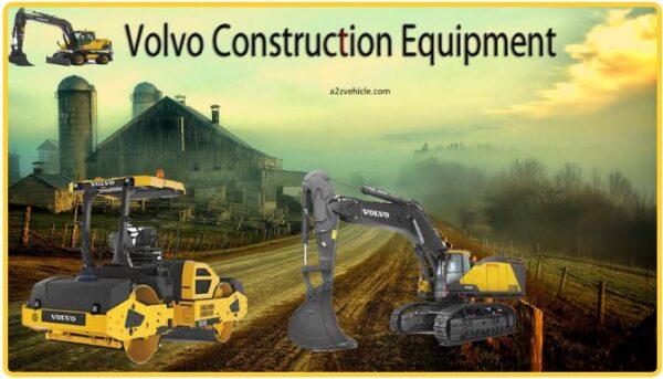 Volvo construction equipment price list