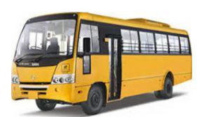 TATA LP 712 Starbus Skool AC