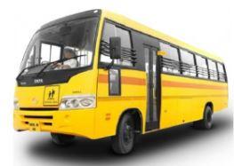 TATA LP410 34 Starbus Skool