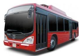 TATA LPO 1613 City Bus
