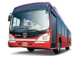 TATA LPO 1623 Low Entry City Bus