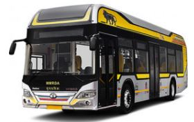 TATA Starbus Hybrid Low Floor