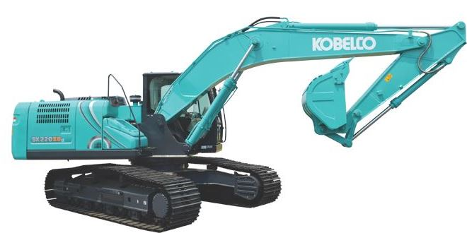 Kobelco Excavator SK220XDLC Price in India