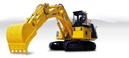 Komatsu PC2000-8 Hydraulic Excavator Price